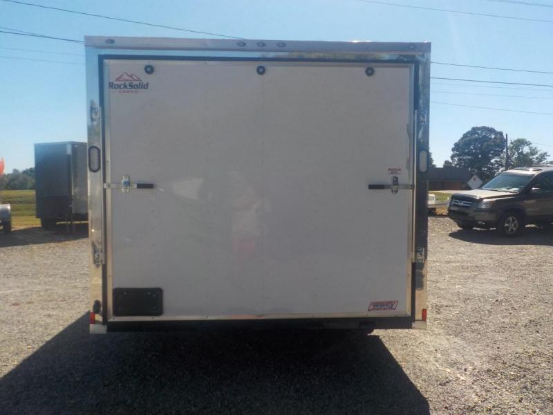 2019 Rock Solid Cargo RS8.5X24TA3 Enclosed Cargo Trailer