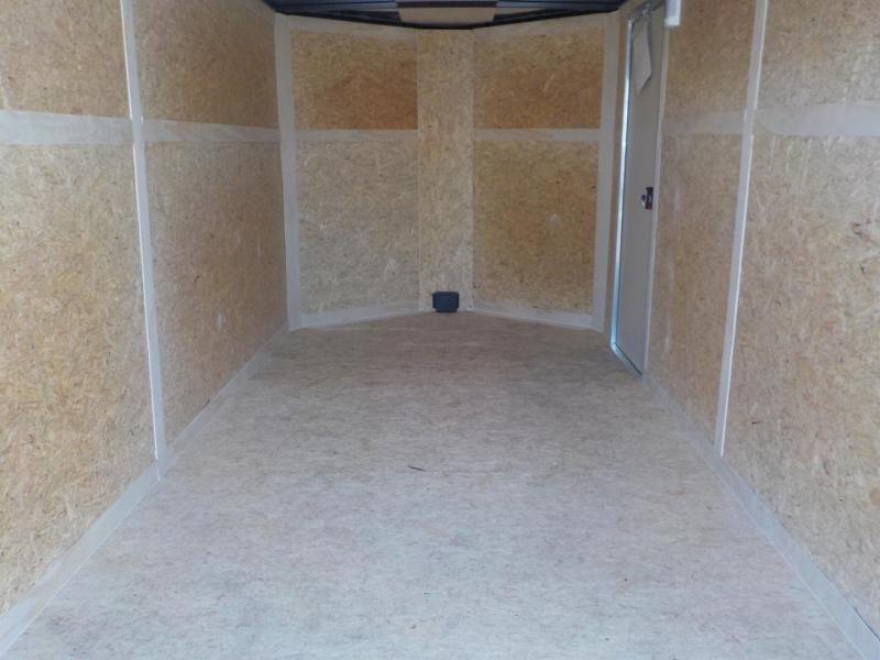2019 Pace American JV 7 x 16TE2 Enclosed Cargo Trailer