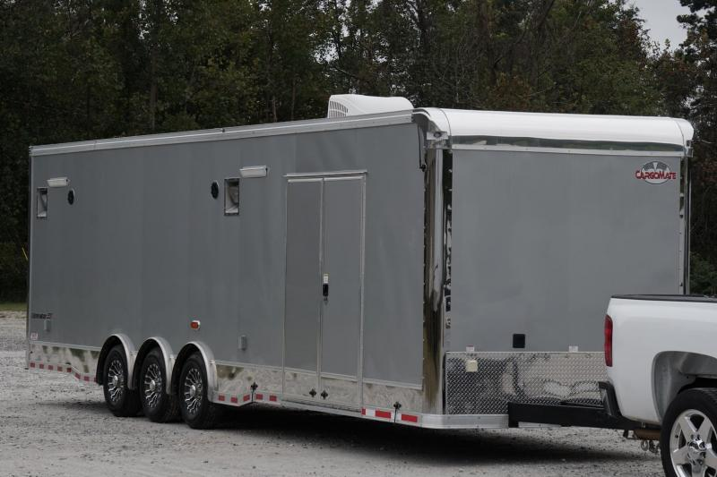 2019 Cargo Mate GAEL8.532TTA4 Car / Racing Trailer