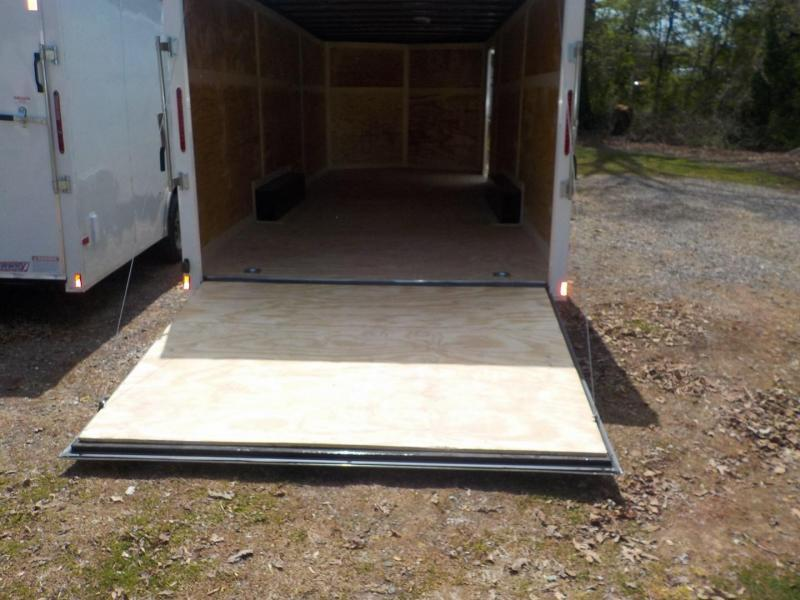 2019 Cynergy Cargo CCL 8.5 X 20 TA2 Enclosed Cargo Trailer