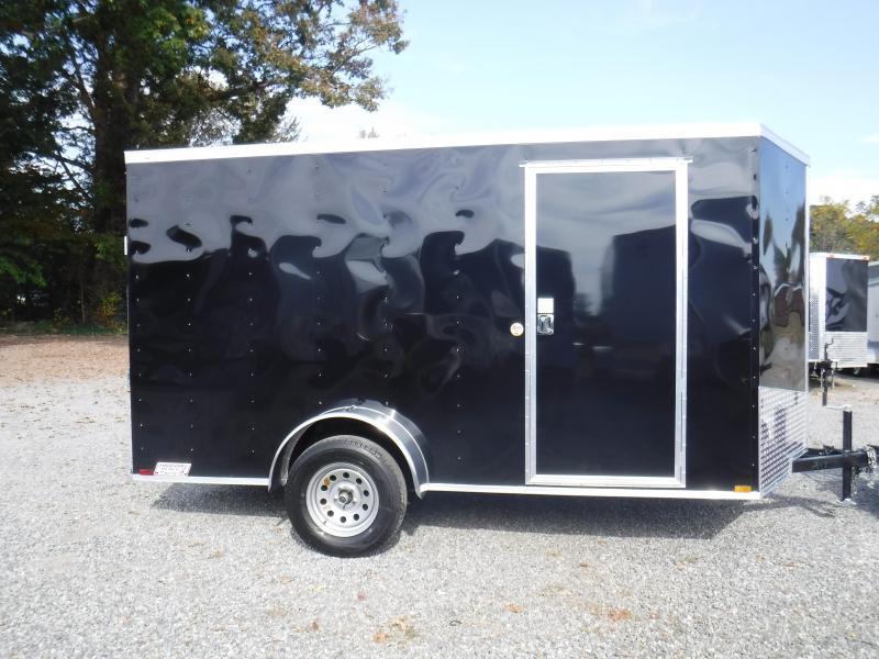 2019 Spartan SP6X10SA Enclosed Cargo Trailer W/Ramp Door