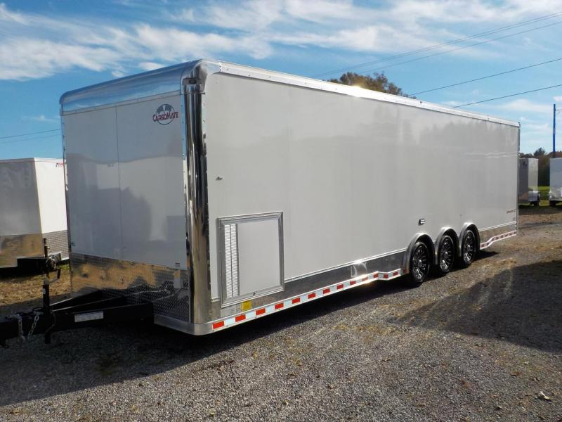 2019 Cargo Mate GAEL8.5X32TTA4 Car / Racing Trailer