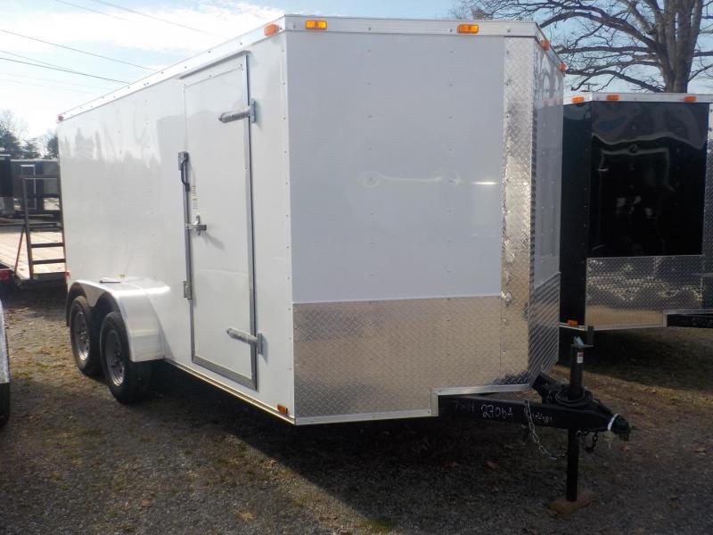 2019 Cynergy Cargo CCL7x14TA2 Enclosed Cargo Trailer in Mills River, NC