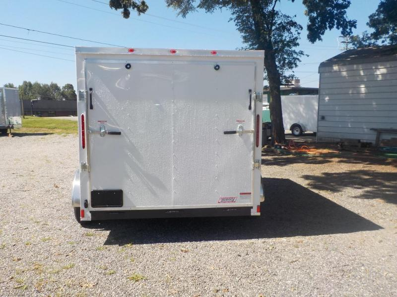 2019 Cynergy Cargo CCL7X12TA Enclosed Cargo Trailer