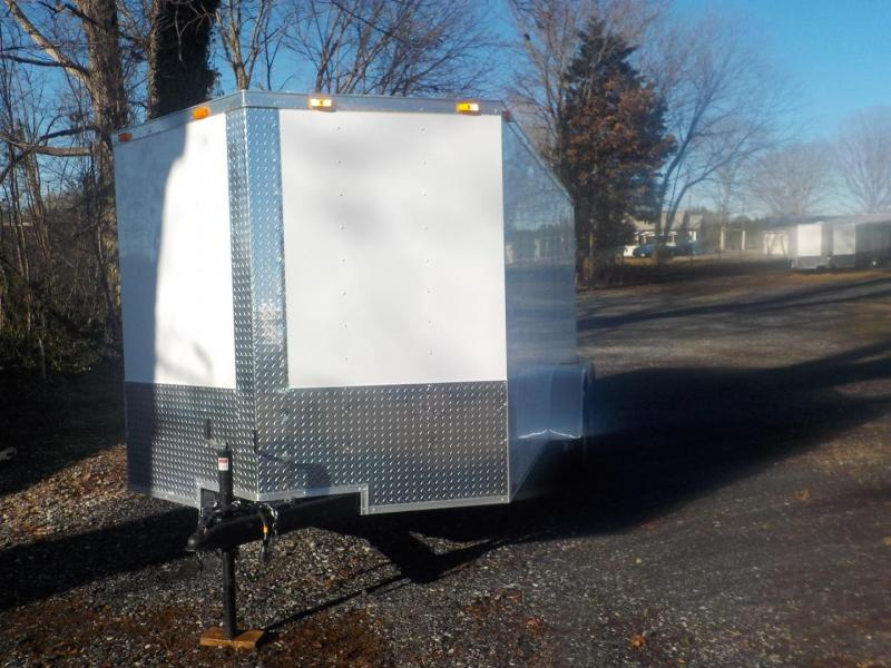2019 Cynergy Cargo CCL 7x14 TA2 Enclosed Cargo Trailer in Ashburn, VA