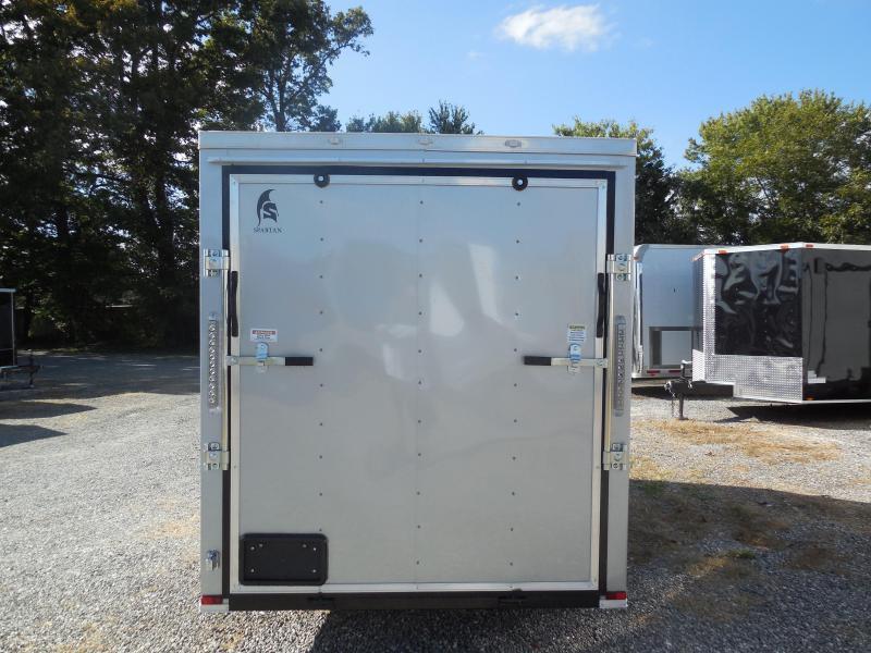 2019 Spartan SP6X12SA Enclosed Cargo Trailer