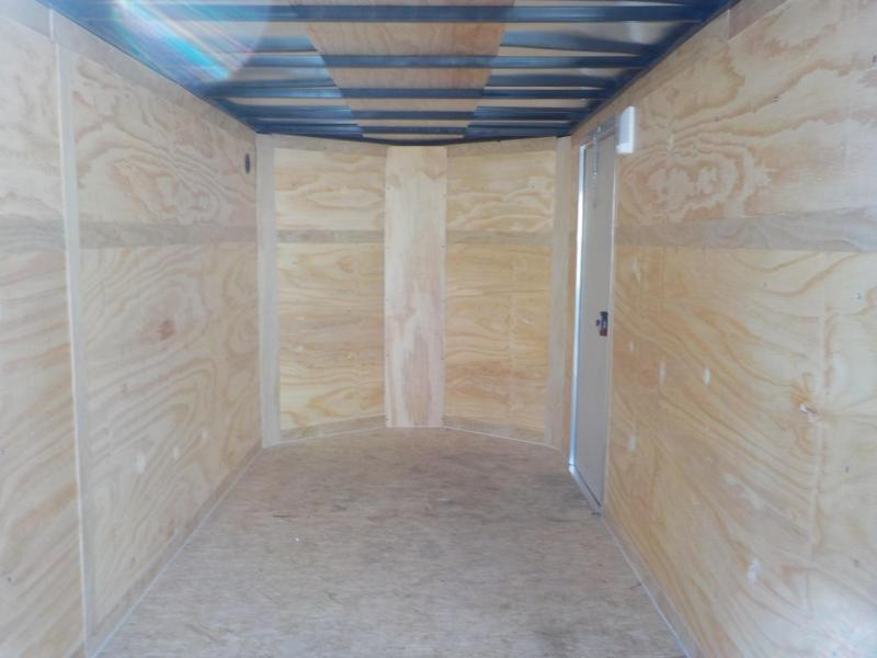 2019 Pace American JV 6 x 12 SA Enclosed Cargo Trailer