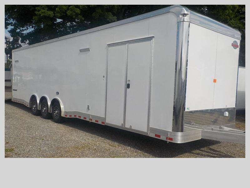 2020 Cargo Mate GAELA8.534TTA4 Car / Racing Trailer