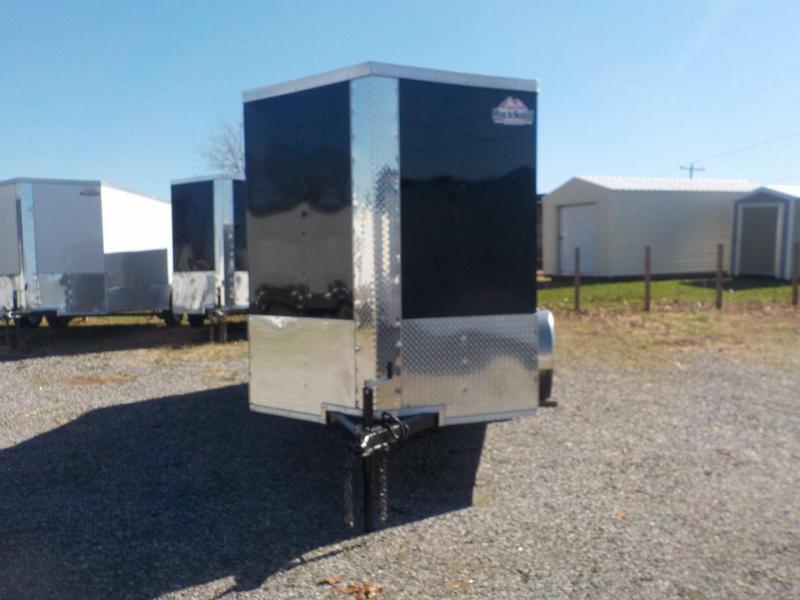 2019 Rock Solid Cargo RS6X12SA Enclosed Cargo Trailer