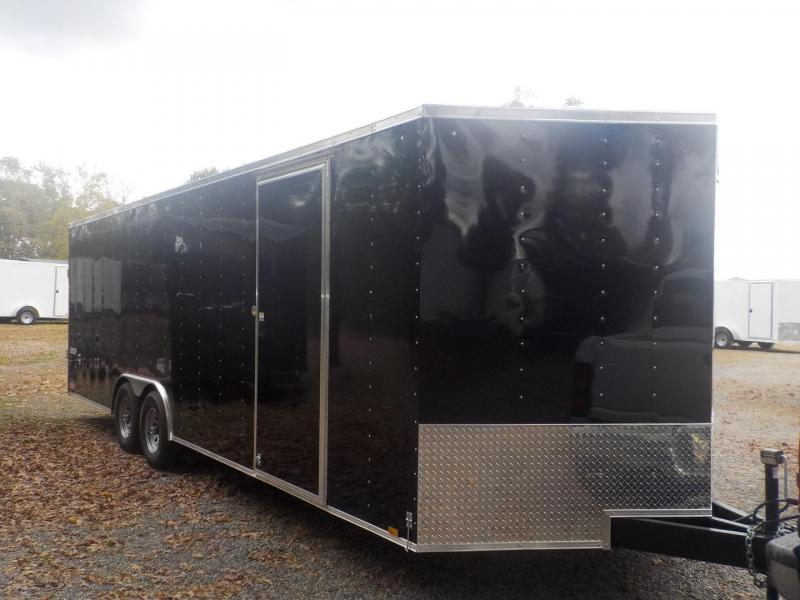 2019 Pace American JV8.5X24TE3 Car / Racing Trailer in Jonesville, SC