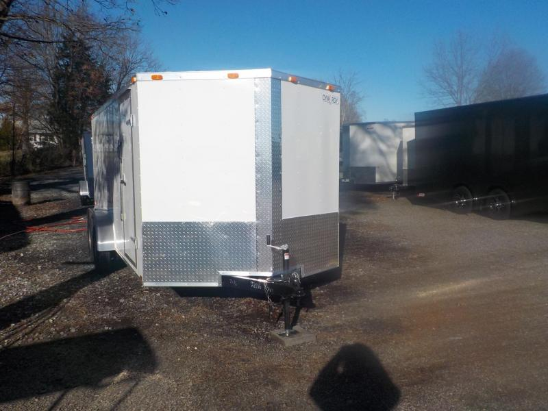 2019 Cynergy Cargo CCL 7x16 TA2 Enclosed Cargo Trailer