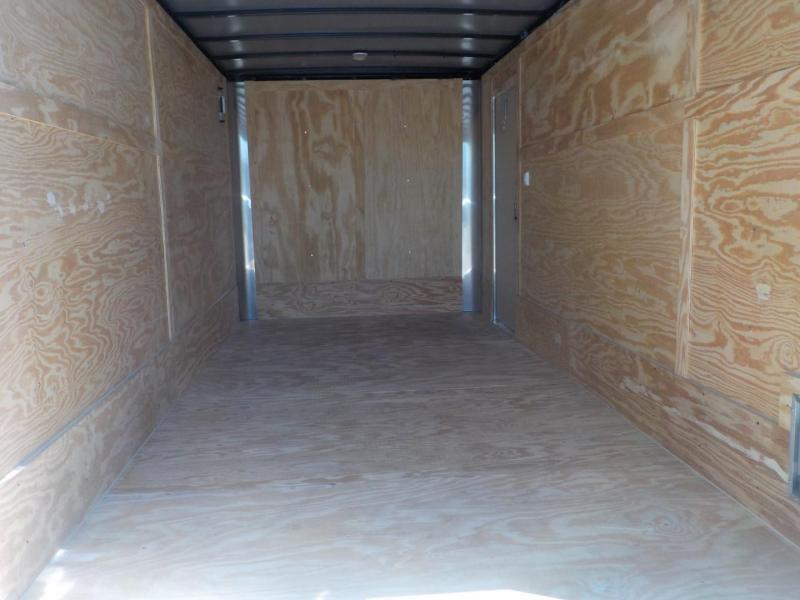 2019 Spartan SP 7 X 16 TA Enclosed Cargo Trailer