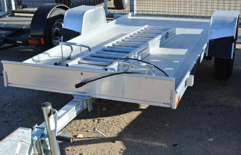 2016 Other (Not Listed) Aluminum Utility Trailer