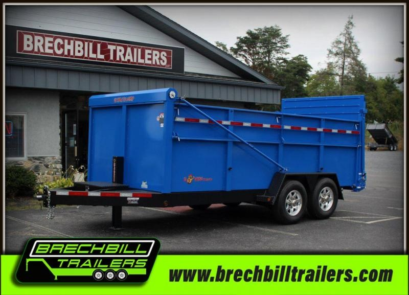 2019 B-Wise DU16-15 Dump Trailer $363/month
