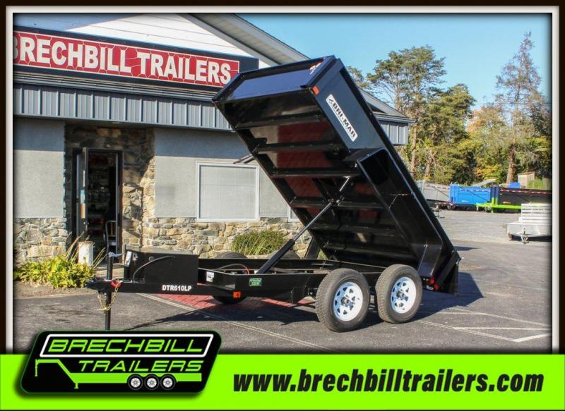 2019 Bri-Mar DTR610LP-7 Dump Trailer $89/month in Ashburn, VA