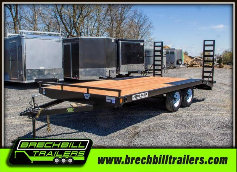 2019 Bri-Mar (EH18-10ELE) Equipment Trailer $89/month in Ashburn, VA