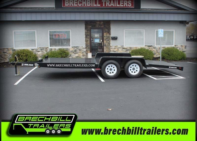 "Bri-Mar Car-Hauler Trailer 102""x18'x7K (CH18-7-FULL) $89/month in Ashburn, VA"