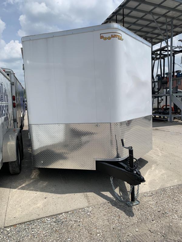 2019 Doolittle Trailer Mfg 8.5x20 Enclosed Cargo Trailer