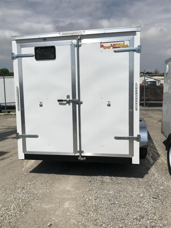 2019 Doolittle Trailer Mfg 7x16 Bullitt Enclosed Cargo Trailer