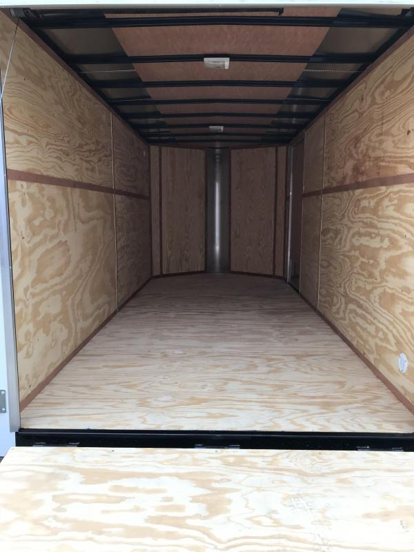 2019 Doolittle Trailer Mfg 7x16 Enclosed Cargo Trailer