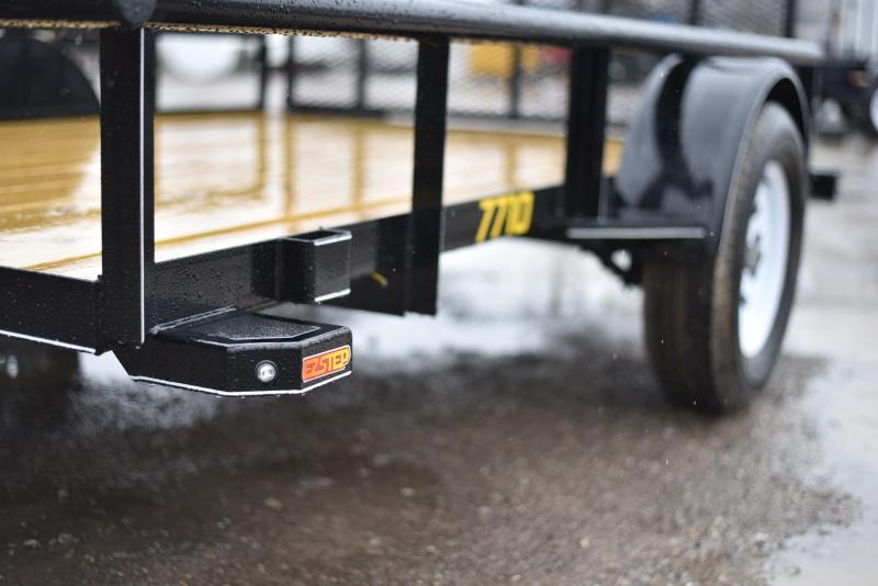 2018 Doolittle Trailer Mfg 770 Series Utility Trailer