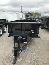 2018 Doolittle Trailers 6000 Series 60x10 Master Dump