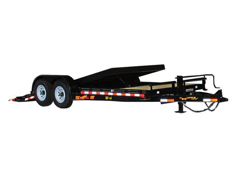 2018 Doolittle Trailers 82x20 EZ Loader GT 14K