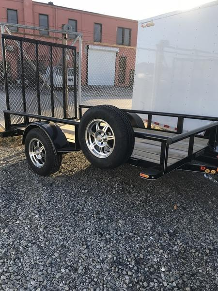 2018 Doolittle Trailers 660 Series 66x10 2990 GVWR