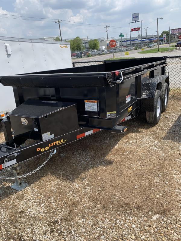 2020 Doolittle Trailer Mfg 72x12 Dump Trailer
