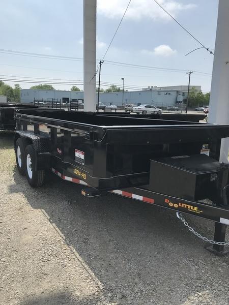 2018 Doolittle Trailers 8200 Series 82x14 Master Dump 14K