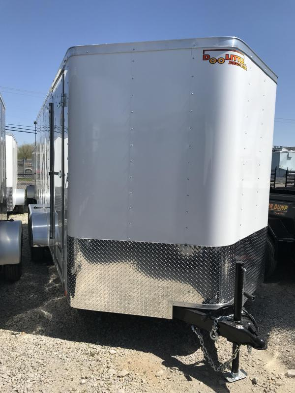 2019 Doolittle Trailer Mfg Bullitt Enclosed Cargo Trailer