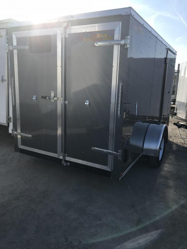 2020 Doolittle Trailer Mfg 6x12 Enclosed Cargo Trailer