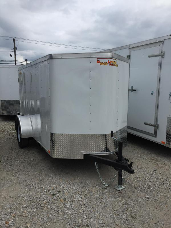 2019 Doolittle Trailer Mfg 5x10 Enclosed Cargo Trailer