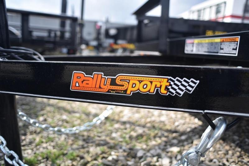 2019 Doolittle Trailers Rally Sport Series 770 SA 77x12 2990