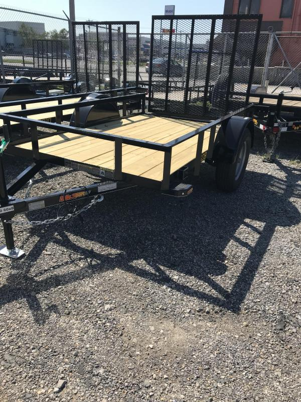 2019 Doolittle Trailer Mfg Rally Sport Utility Trailer