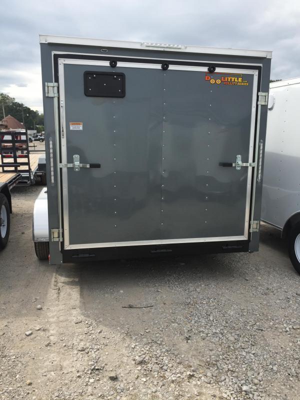 2019 Doolittle Trailer Mfg 7x14 Enclosed Cargo Trailer