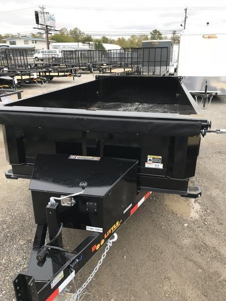 2018 Doolittle Trailers 7200 Series 72x12 Master Dump 10K