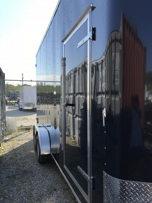 2019 Doolittle Trailer Mfg 7x18 Bullitt Enclosed Cargo Trailer