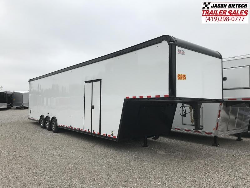 2017 United Trailers 8.5X44 SUPER HAULER Car / Racing Trailer.... STOCK# UN-156765