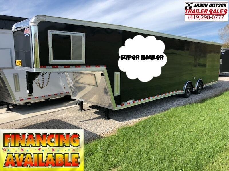 2019 United Trailers 8.5X40 SUPER HAULER Car / Racing Trailer....STOCK# UN-164950