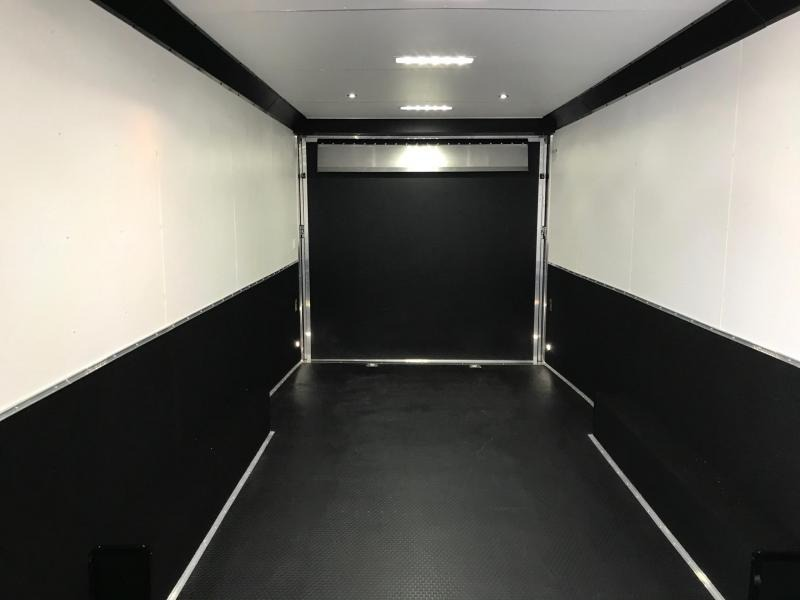 2019 United Trailer GEN 4- 8.5x28 Enclosed Race Trailer....Stock#UN-160463