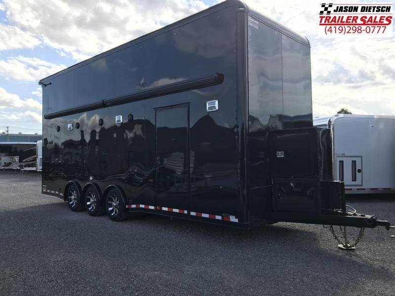 2018 United Trailers 8.5X26 Stacker....STOCK# UN-161491