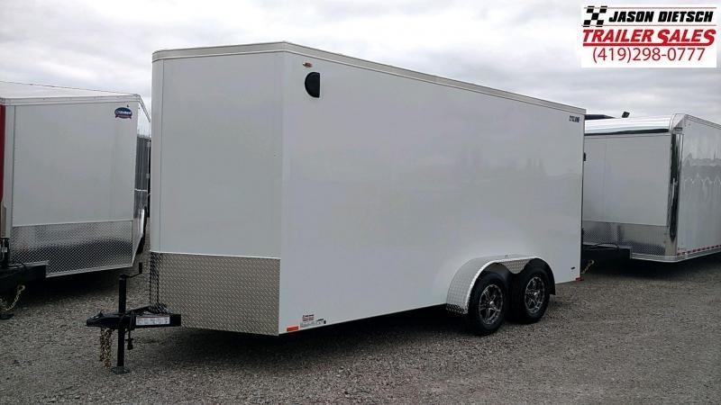 2019 Legend Manufacturing 7X18 Enclosed Cargo Trailer....STOCK# LG-317962