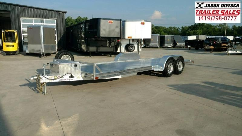2020 Sundowner Trailers 6.9X22 Equipment Trailer....STOCK# SD-FA8011