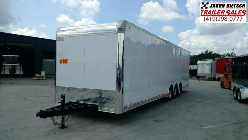 2020 United Trailers UXT 8.5X34 Enclosed Cargo Trailer... STOCK# UN-166883