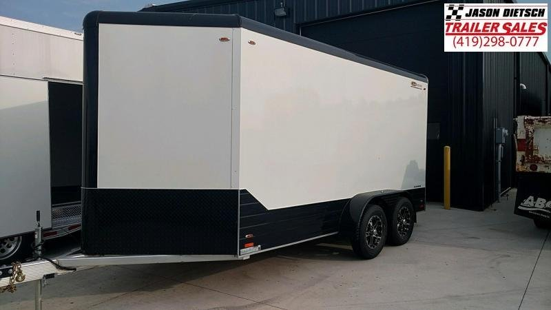 2018 Legend Manufacturing 7X17 DVNTA35 Enclosed Cargo Trailer 317663