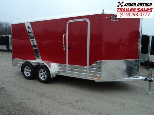 2018 Legend Manufacturing 7x17 DVNTA35 Enclosed Cargo Trailer... STOCK# 317906