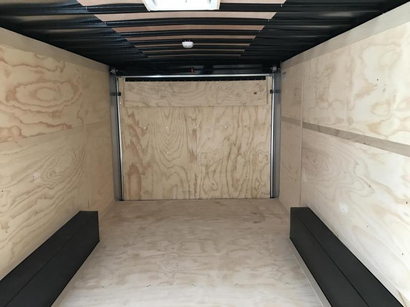 2020 United Trailer UXT 8.5x20 Enclosed Trailer....Stock#UN-168019