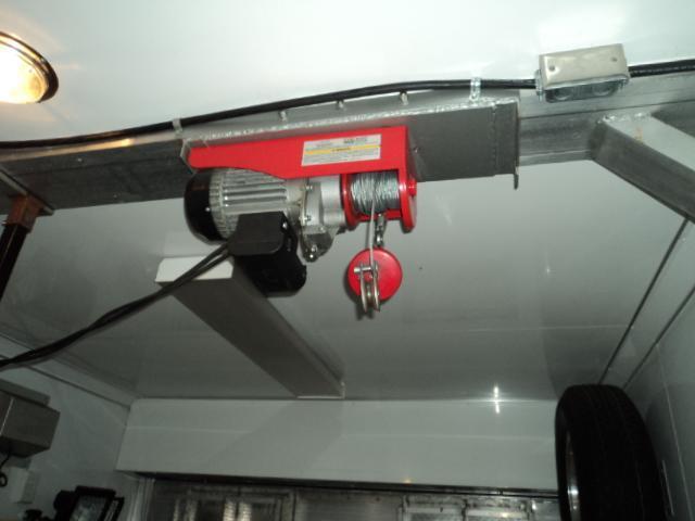 2005 ATC 8.5X28 Car / Racing Trailer