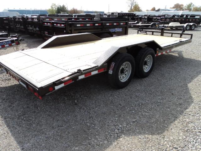 2018 Load Trail CH 102x20 Tandem Axle Carhauler....Stock#LT-50480
